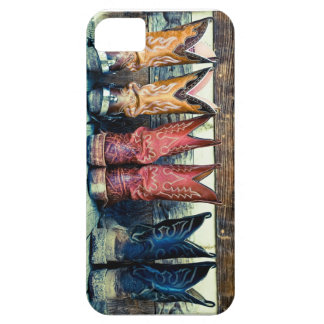 Cowboy Boots Iphone 5 case