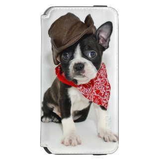 Cowboy Boston Incipio Watson™ iPhone 6 Wallet Case
