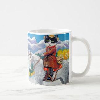 Cowboy Cats mug
