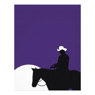 cowboy custom letterhead