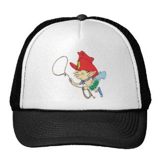 Cowboy-Faerie Hat