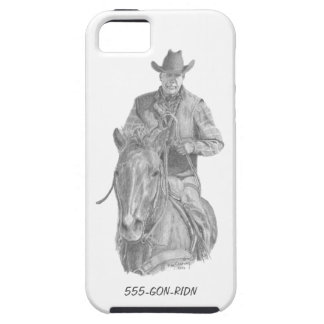 Cowboy GON-RIDN (iPhone 5/5s) Cover