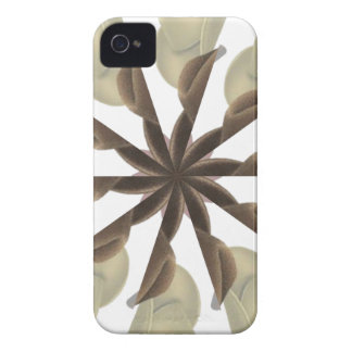 Cowboy Hat Kaleidoscope iPhone 4 Case-Mate Case