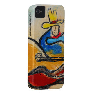 Cowboy iphone 4/4s case