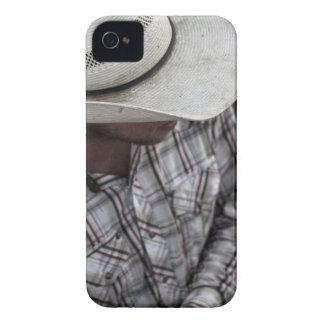 Cowboy iPhone 4 Case-Mate Case