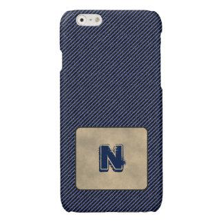 Cowboy iPhone 6/6s Case Custom Initial