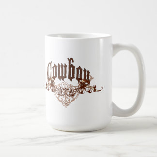 Cowboy Mugs