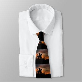 Cowboy Necktie