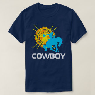 Cowboy one-of-a-kind beautiful customizable T-Shirt