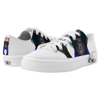 cowboy pug - dog cowboy Low-Top sneakers