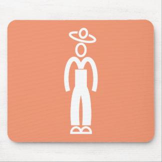 Cowboy Puzzle Mousepad