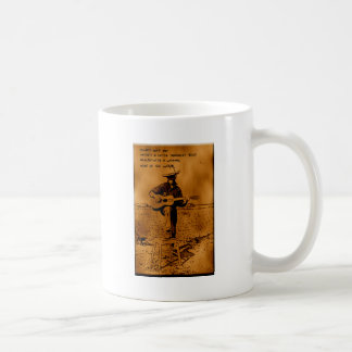 Cowboy Rule #46 Coffee Mug