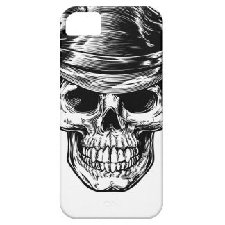 Cowboy Skull and Pistols Case For The iPhone 5