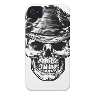 Cowboy Skull and Pistols Case-Mate iPhone 4 Case