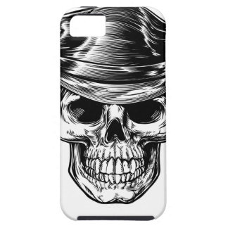 Cowboy Skull and Pistols iPhone 5 Case