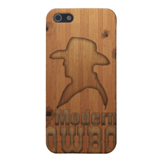 cowboy style, wood pattern, simple iPhone 5 cover