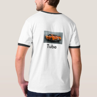 cowboy tube t-strits T-Shirt