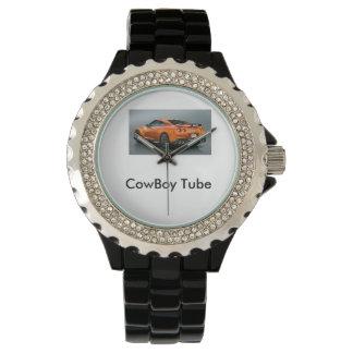 CowBoy Tube  Women Watches