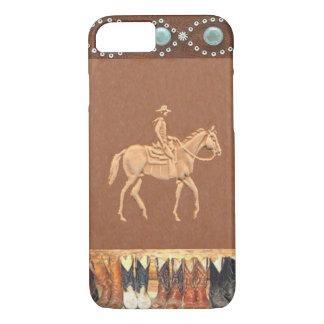 """Cowboy"" Western iPhone 7 case"