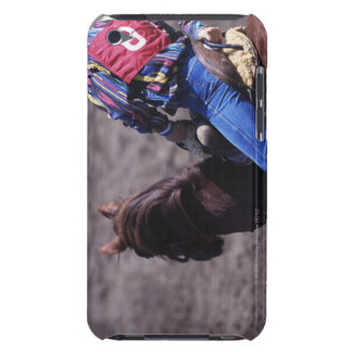 Cowboy with Identification Number iPod Touch Case-Mate Case