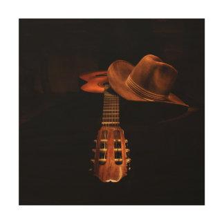 Cowboy Wood Wall Art
