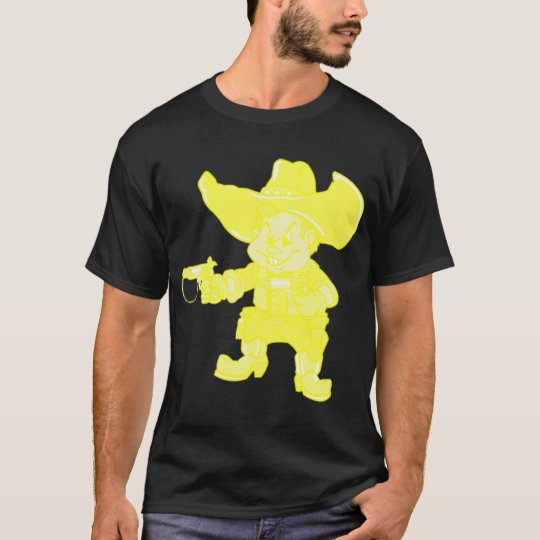 Cowboy Yellow T-Shirt