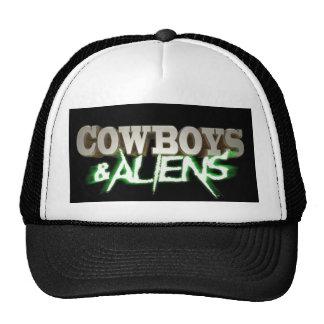 Cowboys & Aliens Hat