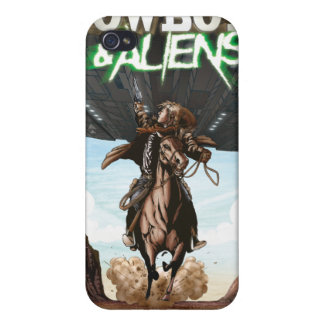Cowboys & Aliens iPhone Cover Case For iPhone 4