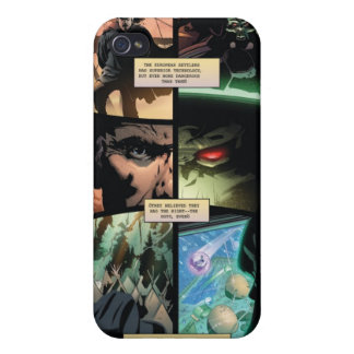 Cowboys & Aliens iPhone Cover iPhone 4/4S Cover