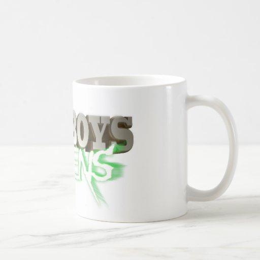 Cowboys & Aliens Logo Mug