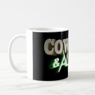 Cowboys Aliens Logo Mug