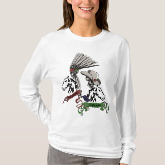 Cowboys and Indians Hoodie