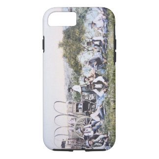 Cowboys at Lunch, 1904 (photo) iPhone 7 Case
