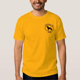 Cowdog Up Men's T pocket logo T-shirts