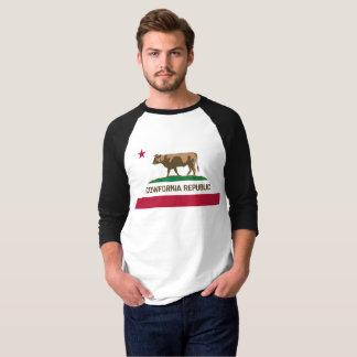 Cowfornia Republic! T-Shirt