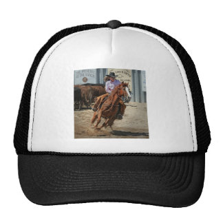cowgir trucker hat