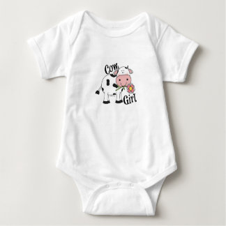 COWGIRL BABY BODY SUIT BABY BODYSUIT
