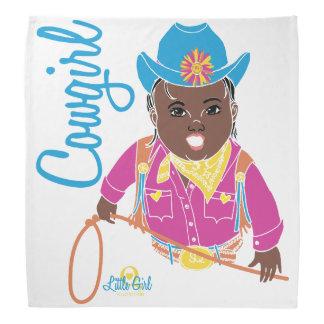 Cowgirl Bandana (black)