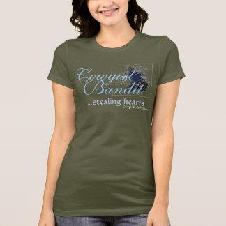 Cowgirl Bandit Camo T-shirt