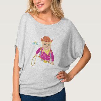 Cowgirl Flowy Mama Shirt (caucasian)