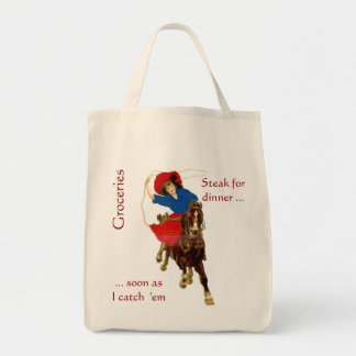 Cowgirl Groceery Tote
