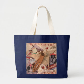Cowgirl, Home on the Range Tote