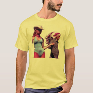 Cowgirl & Indiboy T-Shirt