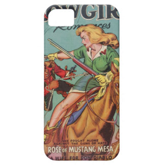 Cowgirl iPhone 5 Cover