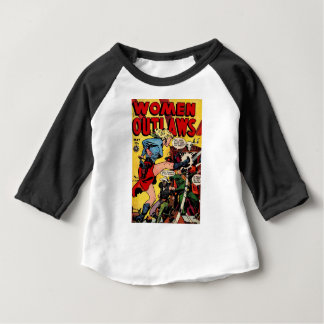 Cowgirl Outlaw Baby T-Shirt