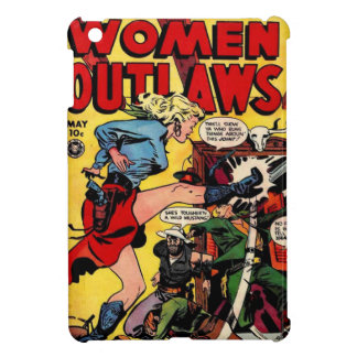 Cowgirl Outlaw Cover For The iPad Mini