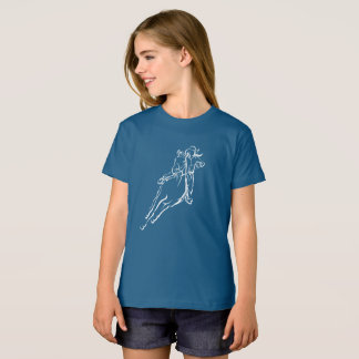 Cowgirl Racer T-Shirt