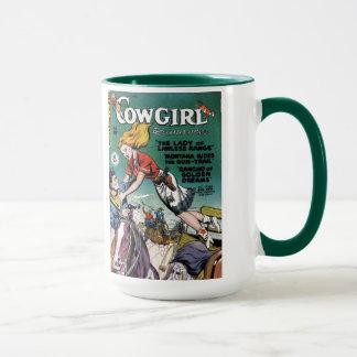 """Cowgirl Romances #2"" Coffee  Mug"