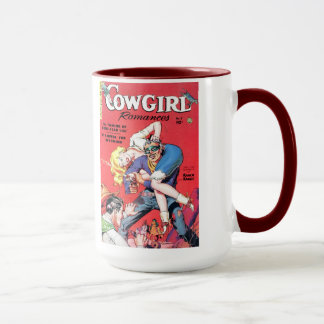 """Cowgirl Romances #5"" Coffee  Mug"