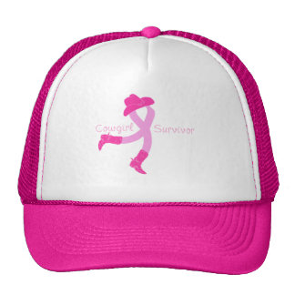 Cowgirl Survivor Trucker Hat